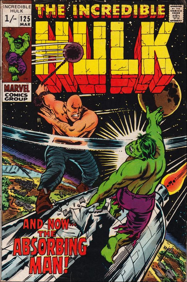 Incredible Hulk (1968) 125-B by Marvel