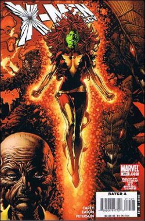 X-Men Legacy (2008) 211-B