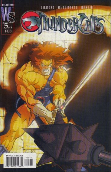 ThunderCats (2002) 5-A by WildStorm