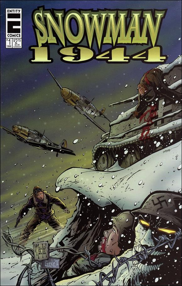 Snowman: 1944 1-A by Entity