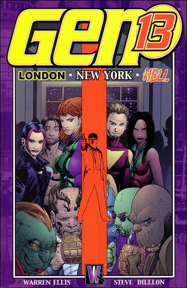 Gen13: London, New York, Hell 1-A by WildStorm