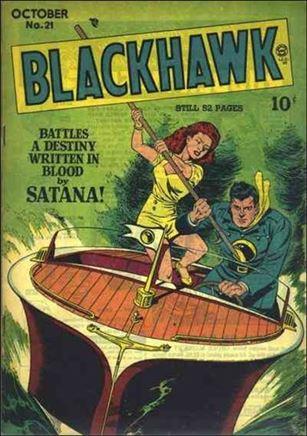 Blackhawk (1944) 21-A