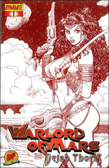 Warlord of Mars: Dejah Thoris 1-I by Dynamite Entertainment