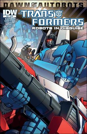 Transformers: Robots in Disguise 32-A