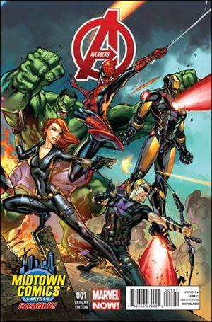 Avengers (2013) 1-K