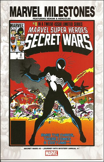 Marvel Milestones: Venom & Hercules nn-A by Marvel