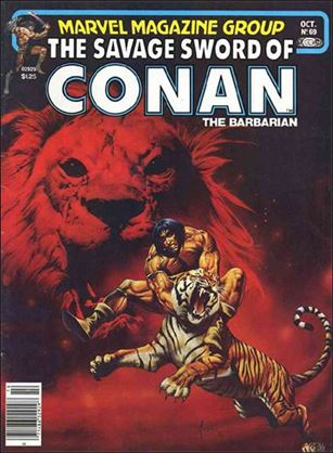 Savage Sword of Conan (1974) 69-A