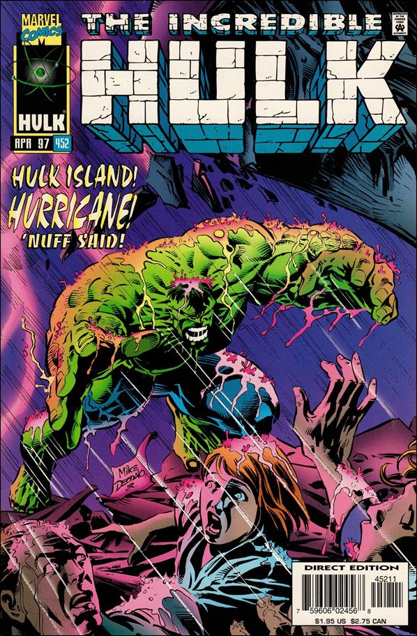 Incredible Hulk (1968) 452-A by Marvel