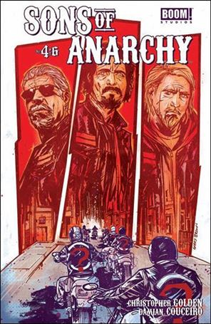 Sons of Anarchy 4-A