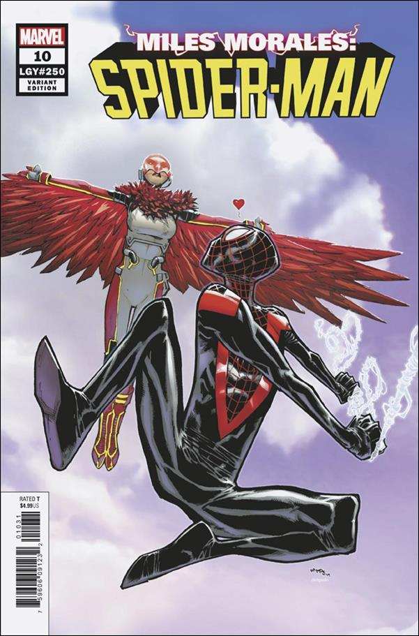 Miles Morales: Spider-Man 10-C by Marvel