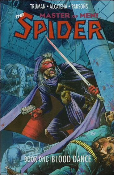 Spider (1991) 1-A by Eclipse