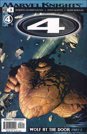 Marvel Knights 4 2-A by Marvel