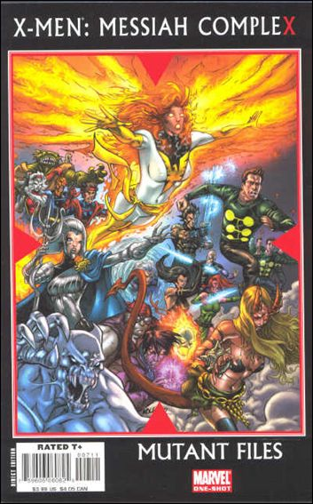 X-Men: Messiah Complex - Mutant Files nn-A by Marvel