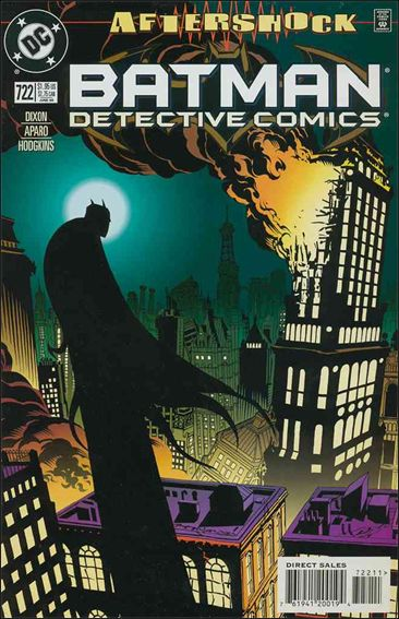 Detective Comics (1937) 722-A by DC