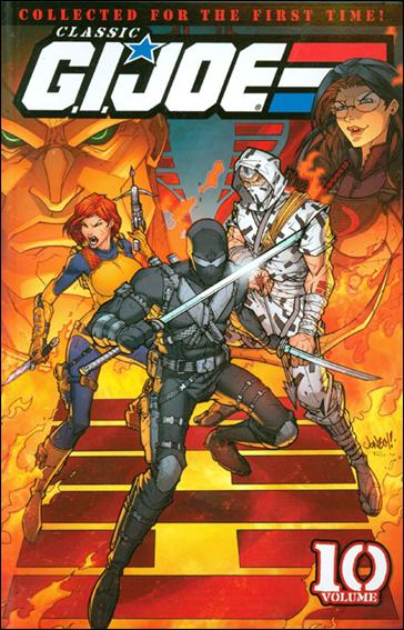Classic G.I. Joe 10-A by IDW