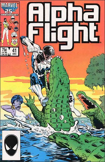 Alpha Flight (1983) 41-A by Marvel