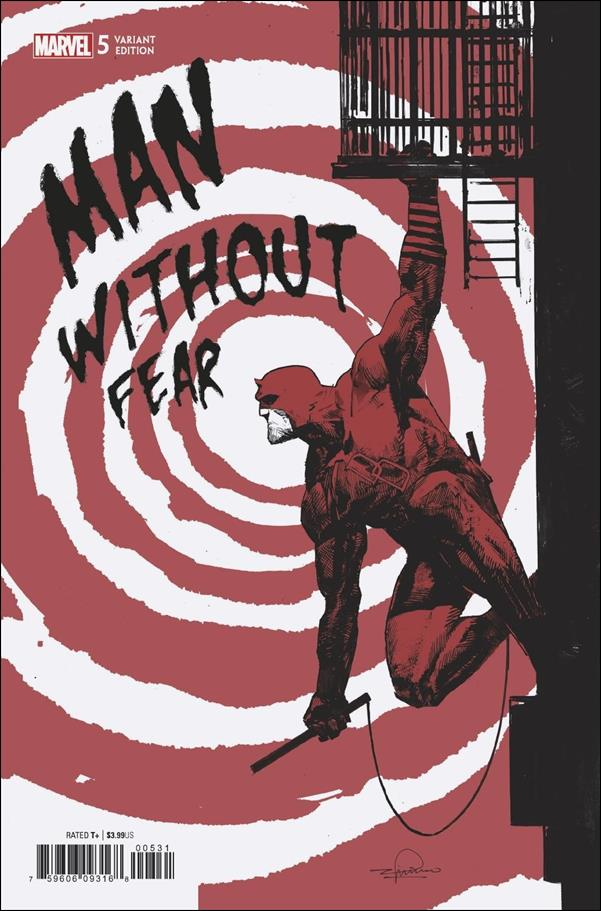 Man Without Fear 5-C by Marvel