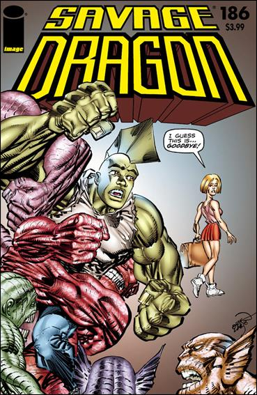 Savage Dragon (1993) 186-A by Image