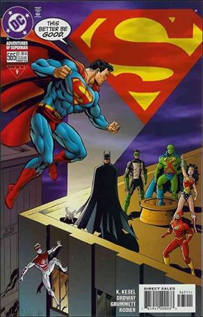 Adventures of Superman (1987) 565-A