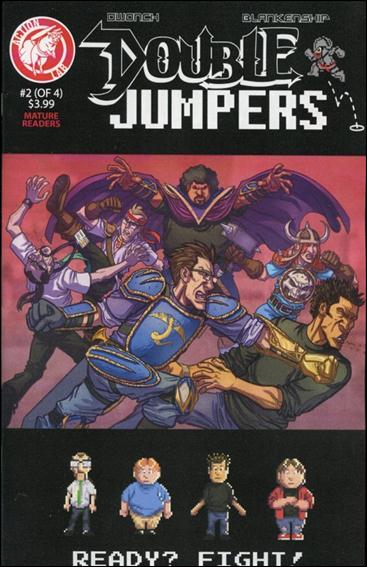 Double Jumpers 2-A by Action Lab Entertainment