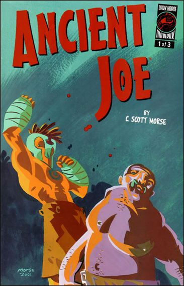 Ancient Joe 1-A by Dark Horse