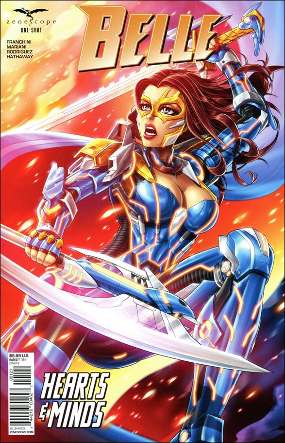 Belle: Hearts and Minds One-Shot-B by Zenescope Entertainment