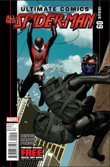 Ultimate Comics Spider-Man 9-A by Marvel