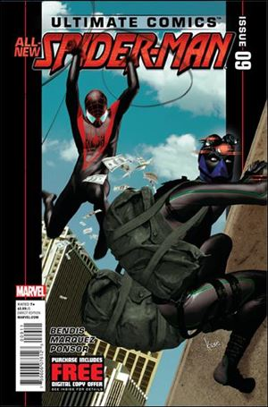 Ultimate Comics Spider-Man 9-A