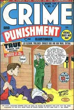 Crime and Punishment 12-A by Lev Gleason Productions