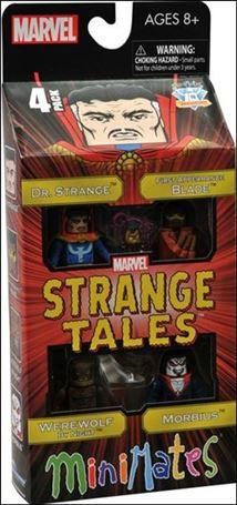 Marvel Minimates (Box Sets) Strange Tales
