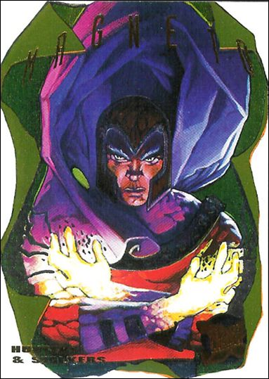 1995 Fleer Ultra X-Men (Hunters & Stalkers Subset) 8-B by Fleer