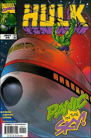 Hulk (1999) 4-A by Marvel