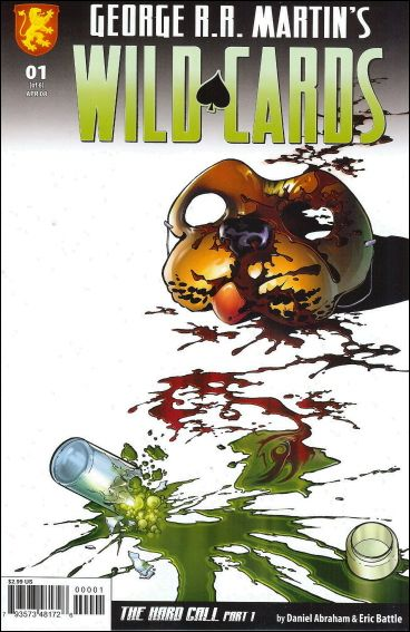 George R.R. Martin's Wild Cards: The Hard Call 1-A by Dabel Brothers (DB) Productions