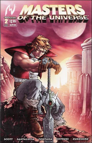Masters of the Universe (2004) 2-A by MVCreations