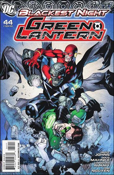 Green Lantern (2005) 44-A by DC