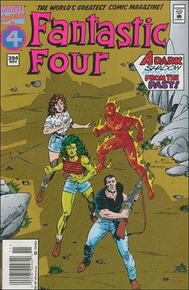 Fantastic Four (1961) 394-B by Marvel