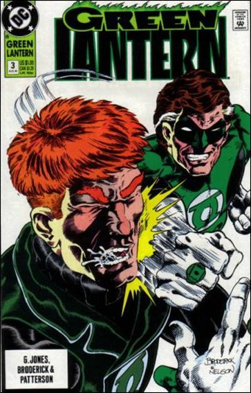 Green Lantern (1990) 3-A by DC