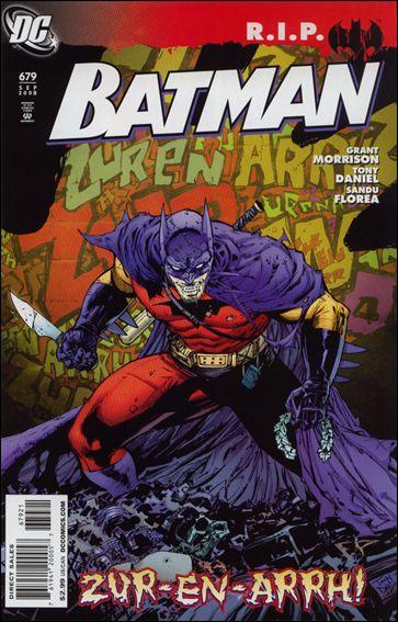Batman (1940) 679-B by DC