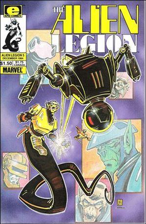Alien Legion (1984) 5-A