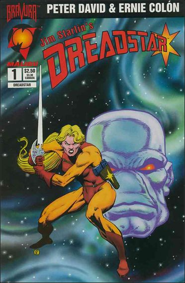 Dreadstar (1994) 1-A by Malibu
