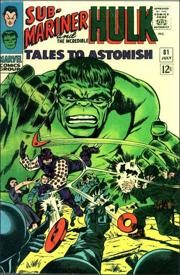 Tales to Astonish (1959) 81-A by Marvel