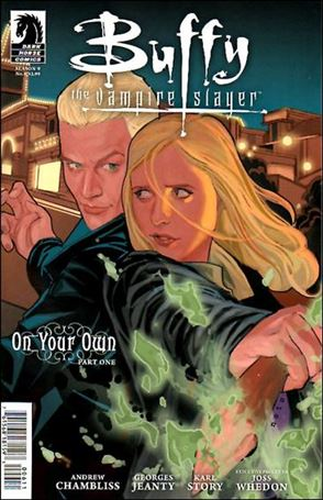 Buffy the Vampire Slayer Season 9 6-A