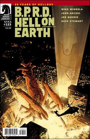 B.P.R.D. Hell on Earth (2012) 123-A