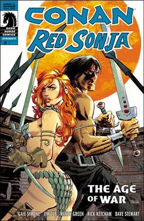 Conan Red Sonja 3-A