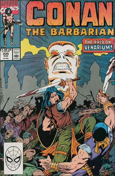 Conan the Barbarian (1970) 235-A by Marvel