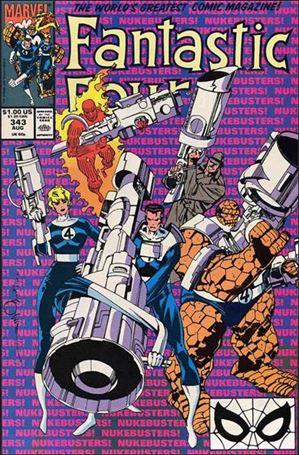 Fantastic Four (1961) 343-A