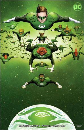 Green Lantern (2018) 3-B