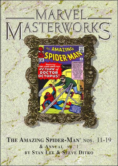 Marvel Masterworks: The Amazing Spider-Man 2-B by Marvel