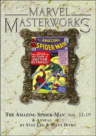 Marvel Masterworks: The Amazing Spider-Man 2-B
