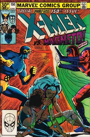 Uncanny X-Men (1981) 150-B